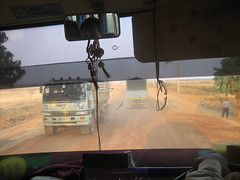 Cambodian Highway