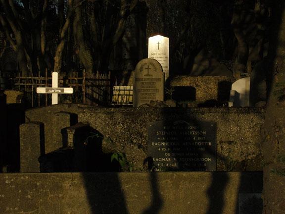 Suðurgata Cemetery 2
