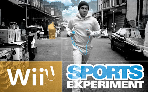 Wii Sports Experiment header