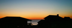 Sunrise in Nags head (MNesterpics) Tags: beach sunrise nc widescreen northcarolina outerbanks obx 2007 kiss2 calendarshot kiss1