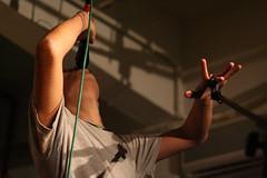 False Alarm (BFSH) Tags: show man canon hongkong eos 350d concert live gig band indie falsealarm vocal 2pair labyellow