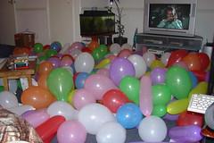 250 Balloons!