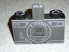 P-Sharan pinhole camera