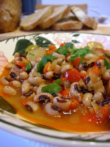 Olive-Bean-Stew