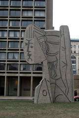 NYC - Greenwich Village: Picasso's Bust of Sylvette by elconde, on Flickr