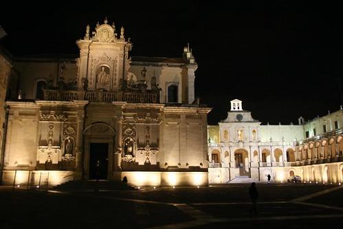 Lecce's Baroque Duomo