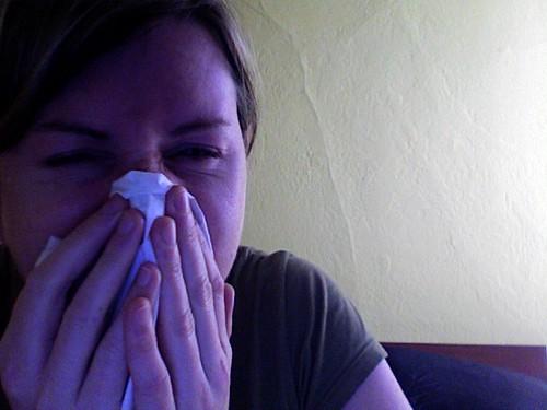 Tara sick