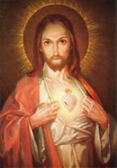 Herz-Jesu-Bild, Feuerstein