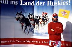 Hans Gatt: Auf ins Land der Huskies