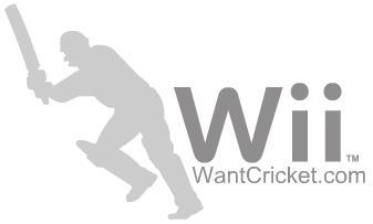 WiiWantCricket.com