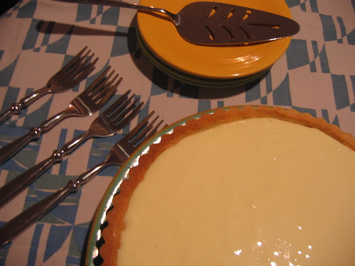 More Lemon Tart