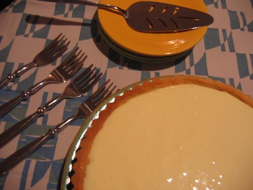 More Lemon Tart