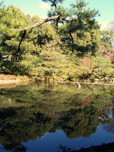 Reflections 2 - Heian Temple