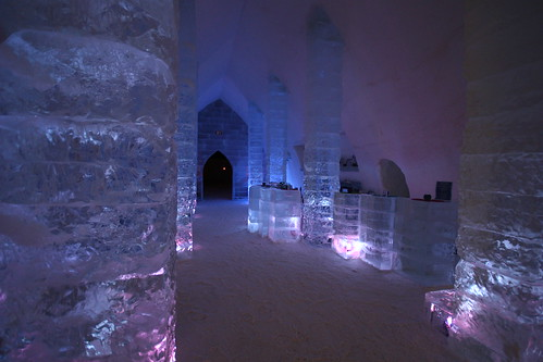 Hotel De Glace - The Ice Hotel