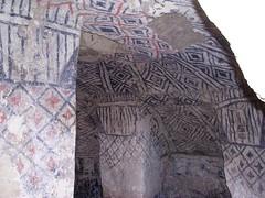 Hipogeos de Tierradentro tumbas precolombinas Colombia Sur América