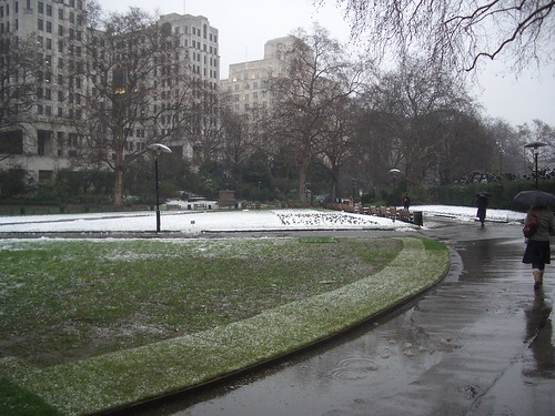 Embankment Garden