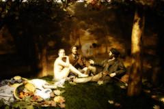 Manet's Déjeuner Sur l'Herbe 49973