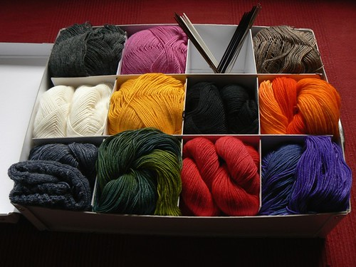 project spectrum sock box 2