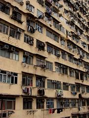 post-war building (owen...) Tags: hongkong yaumatei postwarbuilding