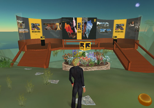 IRC in SecondLife
