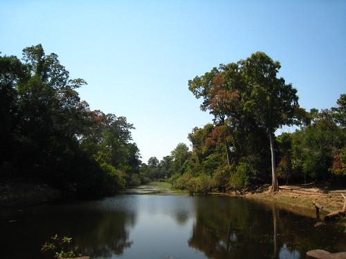 很美的護城河