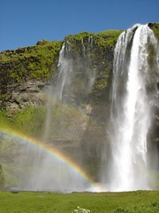 Icelandic Rainbow (little_frank) Tags: iceland waterfall spectacular fantastic amazing nature rainbow world beautiful marvellous travel trip vacation water river colours sky landscape europe wild wonder paradise heaven island north seljalandsfoss seljalandfoss regenbogen unature vacanza viaggio vacanze viaggi freedom primordial panorama view islanda sensation spectacle double cascata white green grass islandia sland islande breathtaking breathless impressive peaceful natural pure fabulous irreal fantasy silent arcobaleno fable pastel unspoiled goldstaraward betterthangood abigfave impressedbeauty blueribbonwinner platinumphoto naturesfinest diamondclassphotographer flickrdiamond golddragon anawesomeshot peace scenery