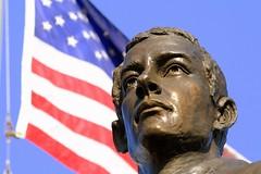 Vietnam War Memorial, Westminster, California (FrogMiller) Tags: california sculpture usa westminster america soldier memorial war unitedstates unitedstatesofamerica americanflag patriotic vietnam american patriot veteran warmemorial veterans vietnamwar vietnamveterans