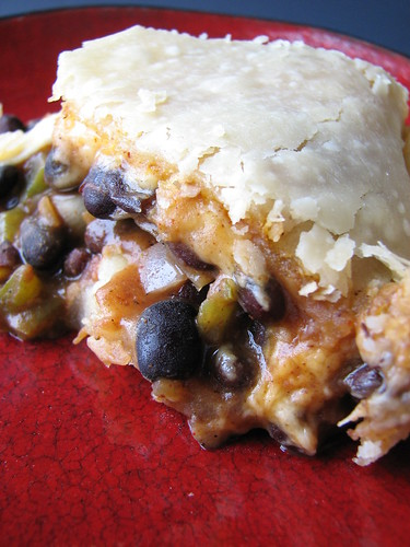 Black Bean Pie II