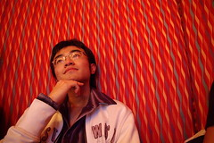Deep Thought (Tony Wei-Han Chen) Tags: portrait think gathering ponder
