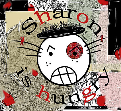 sharon-is-hungry