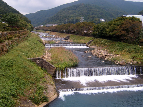 River near Hakone, Japan
