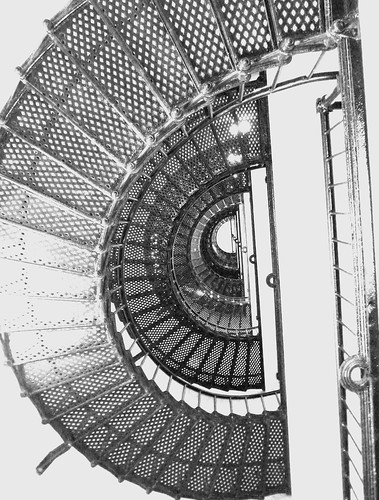 St. Augustine Lighthouse Stair 2