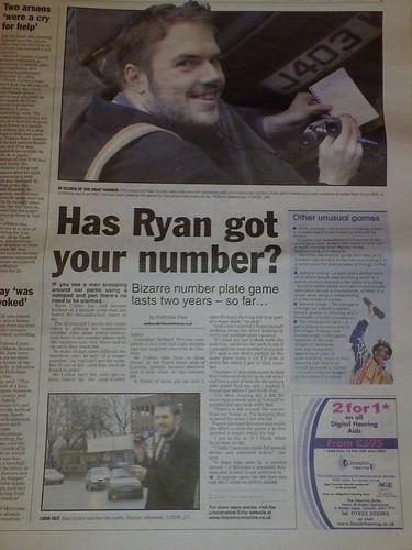 Lincolnshire Echo - 26th Feb 2007 - Page 3