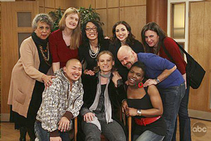 The All-Transgender Cast of All My Children's March 9 Episode