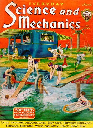 Science And Mechanics 6-1932