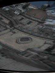 la catedral de jerez desde la cámara oscura
