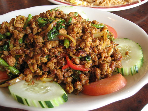 Spicy Pork Cambodian Style
