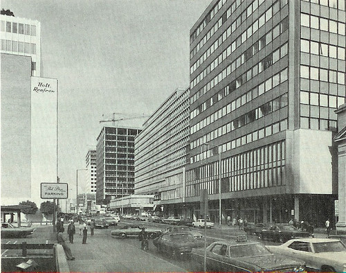 Bloor St, Late 1960s