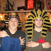 Pharaoh hats