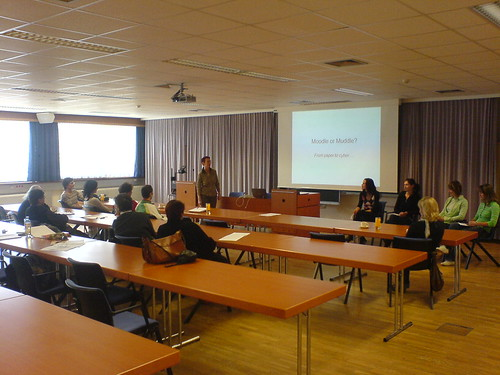 Staff - Student presentation