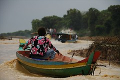 Tonle Sap Lake - En Route to Battambang