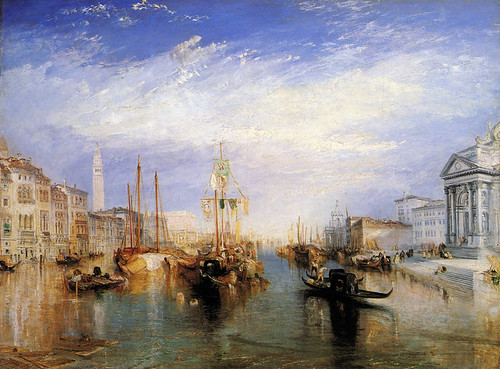 The Grand Canal Venice Turner