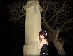 Monophobia (gurololi) Tags: fashion fetish dark key play gothic romance bilbao lolita corset retouch logroo mistery erololi