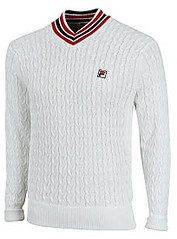 fila vintage collection sweater