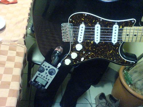Компьютеризированная гитара