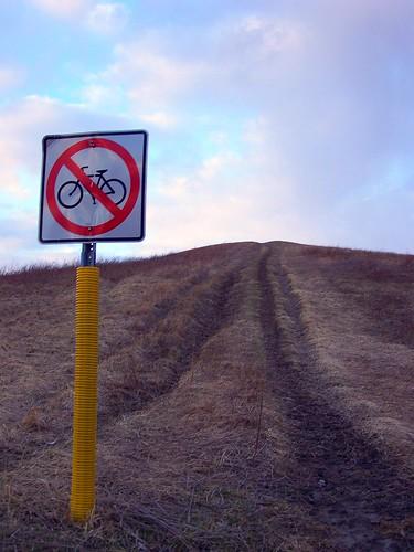 Scary Bike Ride