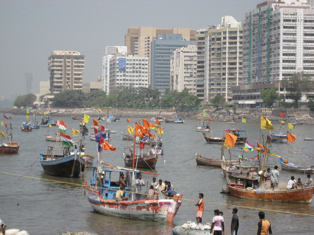 Fishermens Village, Mumbai