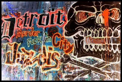Detroit Murder City
