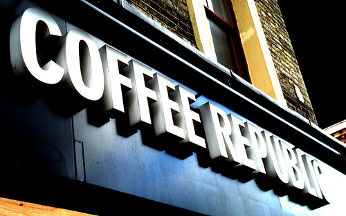 COFFEE REPUBLIC 1920 x 1200