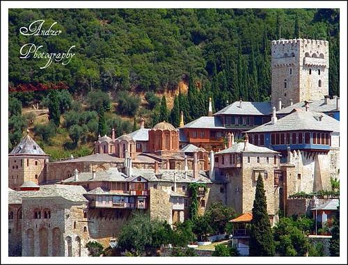Mount Athos - Dochiariou Monastery